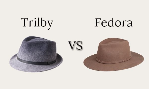 Trilby vs Fedora – 5 Differences from Factory's View
