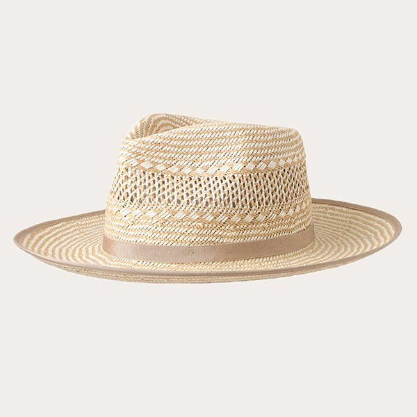 Cool Straw Hats For Men Jute + Paper Straw Material Summer Hat