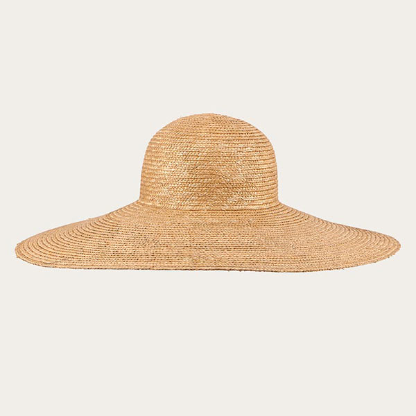 Big Straw Hat Oversized Wide Brim Beach Hat For Mens & Womens