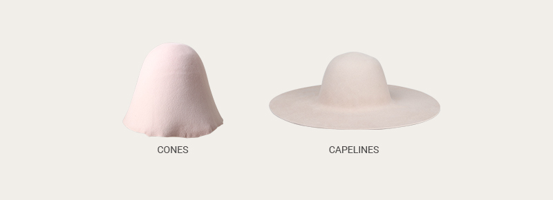 hat bodies styles