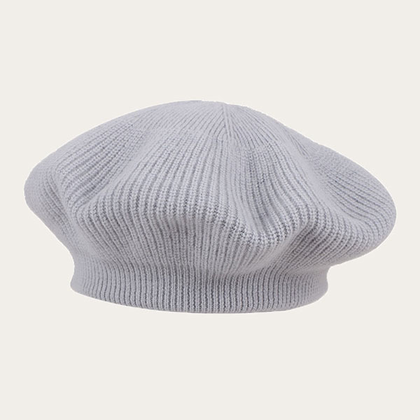 Womens Fashion Knitted Wool Winter Beret Hat French Style